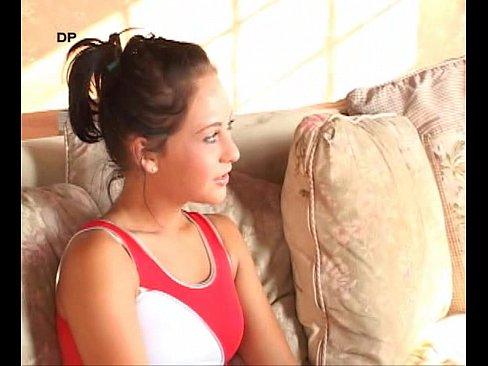 Naked teen gymnast