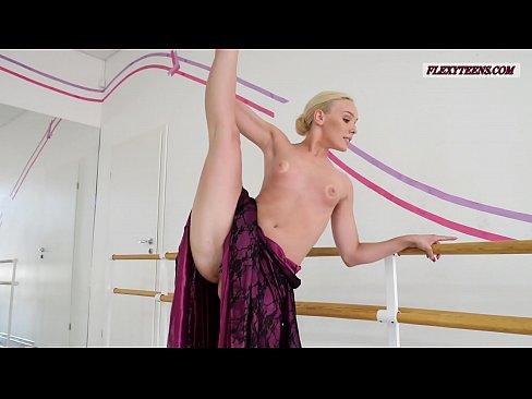 Anna Sigarga's gymnastics
